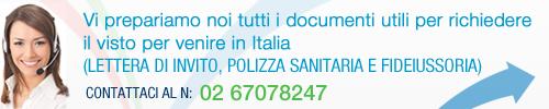 Visto Turistico: Richiedi online Visti consolari per ...
